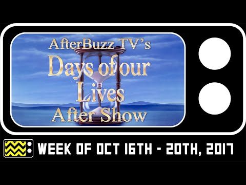 Days Of Our Lives for Week of October 16th - October 20th, 2017 Review & Review | AfterBuzz TV