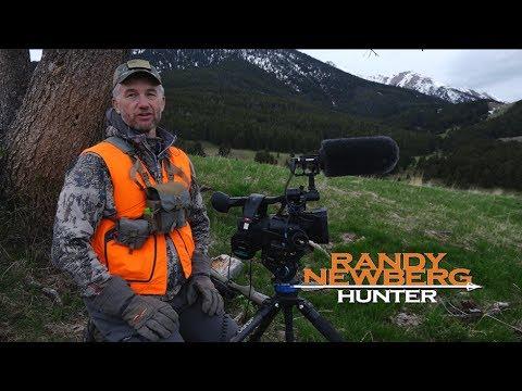 Video Camera Equipment For Hunters (Part 1) -  Randy Newberg's Fresh Tracks Crew