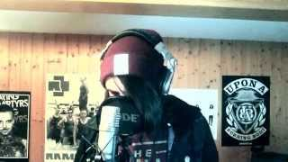 Betraying The Martyrs - Because Of You Vocal Cover