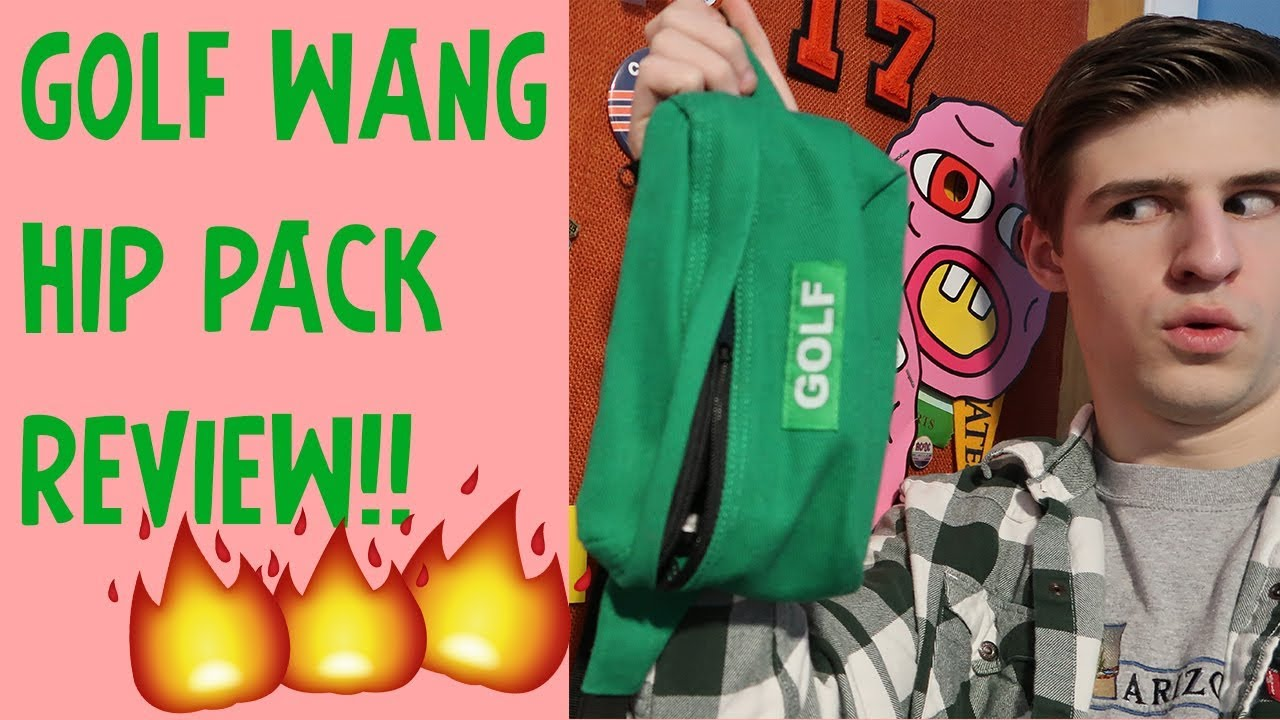 a352884593ef GOLF WANG HIP PACK REVIEW!!🔥🔥 - YouTube