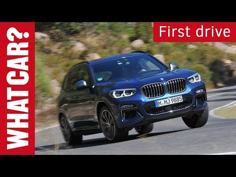 2017 BMW X3 review | What Car? first drive