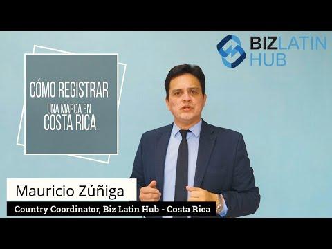 Cómo registrar una marca en Costa Rica