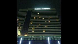 Haeundae Grand Hotel in Busan, South Korea