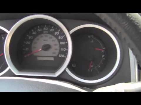 How To Reset The Maintenance Light Toyota 4runner Doovi