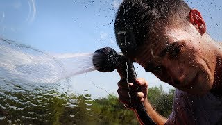 Washing the Windshield of Your Life (ASMR)
