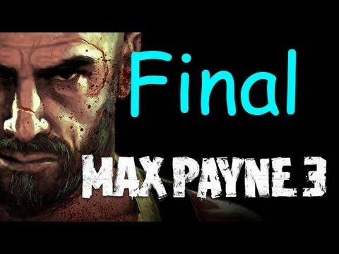 Max Payne 3 Walkthrough / Gameplay Part 14 Final Del Juego Español TheJairovY