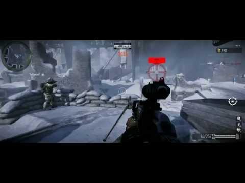 warface - ZENIT - po aktualizacji - strzelec
