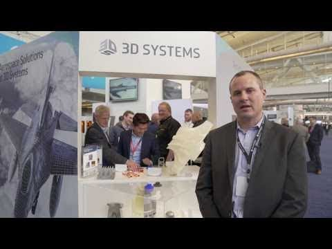 3D Printing for Investment Casting Patterns at RAPID + TCT 2017