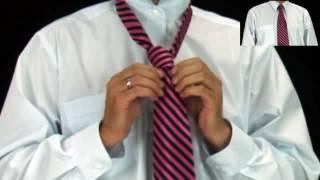 快速學會打領帶簡單
