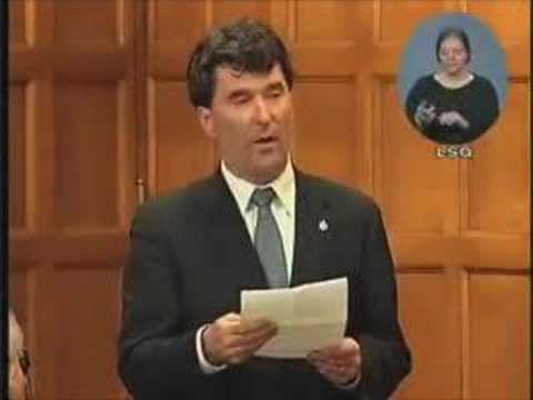 NDP: Paul Dewar on Selling RADARSAT