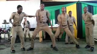 Calabar High School have vibe!! A little dance clash