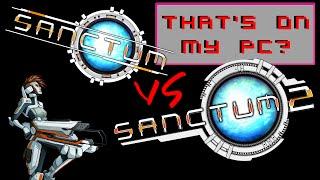 Sanctum vs Sanctum 2 - That