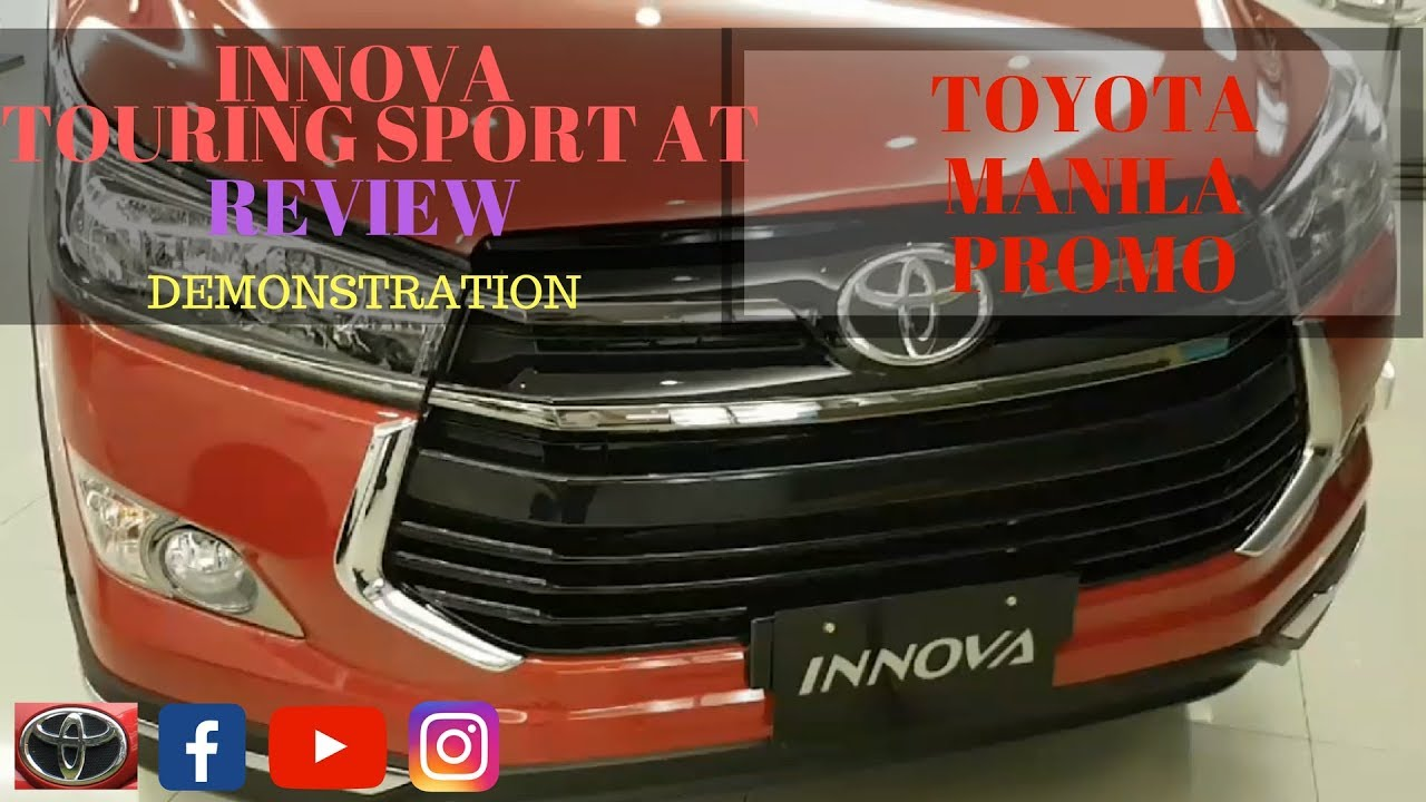 2018 toyota innova touring sport.  2018 toyota innova touring sport 2018  review demonstration inside toyota innova touring sport