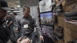 All New Hiking Boots from Kenetrek at SHOT Show 2019!