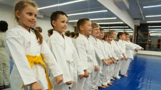 Занятия для детей 4-7 лет - Каратэ