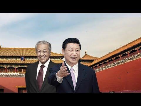 Malaysian PM visits China, seeks cooperation