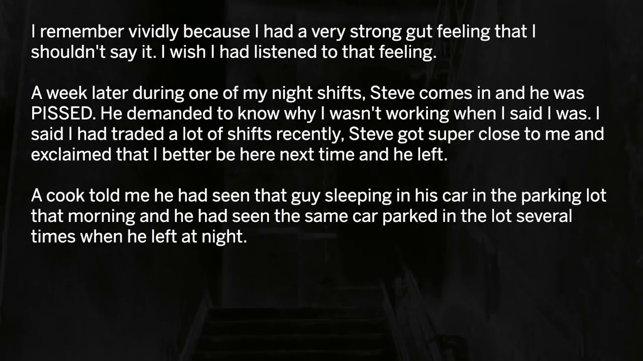 3 Extreme Creepy Stories From Reddit R Letsnotmeet 8 Youtube See a recent post on tumblr from @snuffysbox about r/letsnotmeet. youtube
