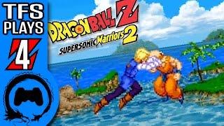 DRAGON BALL Z: SUPERSONIC WARRIORS 2 Part 4 - TFS Plays