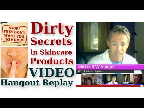 dirty-secrets-in-skincare-products---go-green-hangout