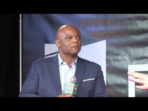 Warren Moon at CFL Week 2017 - YouTube