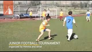 Syrian Junior Football Tournament