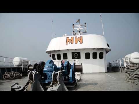 Fishing Vessel, Built By FMC Dockyard, Bangladesh