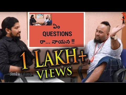 Patas Lobo Interview With Arjun Reddy || Lobo Latest Interview Promo || #3in1writings
