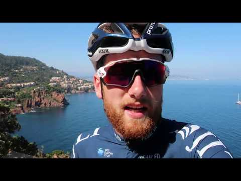 THE BEST ROAD IN THE WORLD?? | Cote D'Azur |