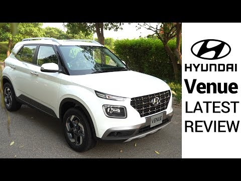 Hyundai Venue | Latest Review | The Hush Post