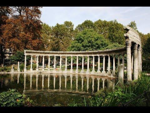 Places to see in ( Paris - France ) Parc Monceau