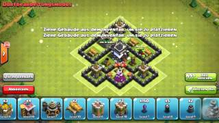 Best Town Hall Level 5 (TH5) - War/Trophy Base 2015 ( Clash of Clans )