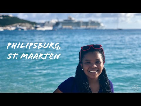 Day 3 and 4 | Cruise Vlog #3 | Chops Grille on Allure and Philipsburg, St. Maarten!! (Part 4)