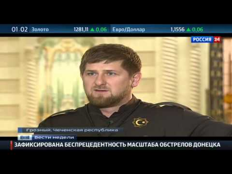 Кадыров: мусульмане умирают от карикатур на Пророка