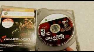 Gears Of War : Triple Pack [Xbox 360 PT-BR] Demonstração
