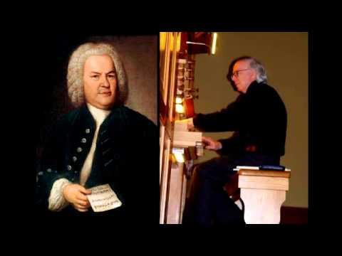 J.S.Bach - Toccata, Adagio & Fugue In C Major, BWV 564
