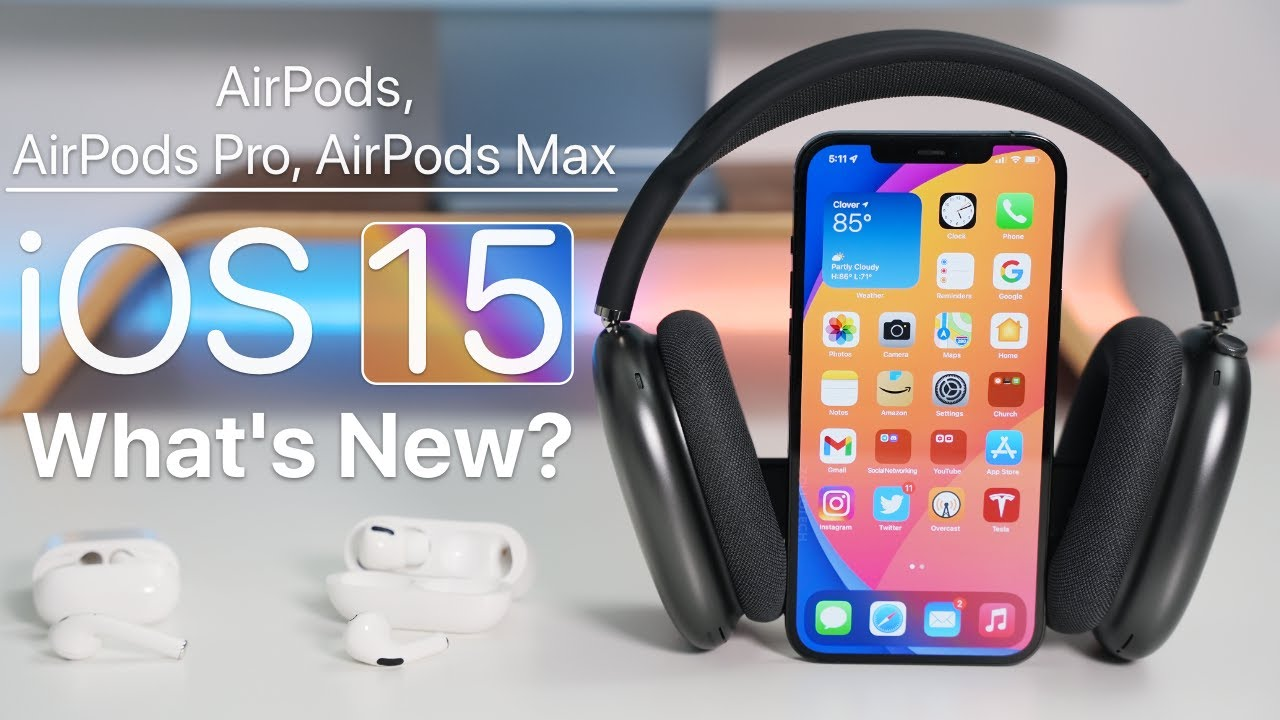 Apple pushes Find My support for AirPods Pro to after iOS 15 launch