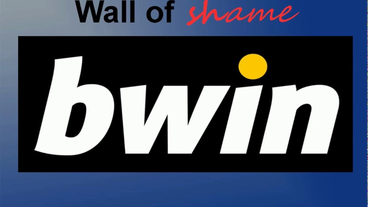 Bwin заблокировали