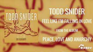 Watch Todd Snider Feel Like Im Falling In Love video