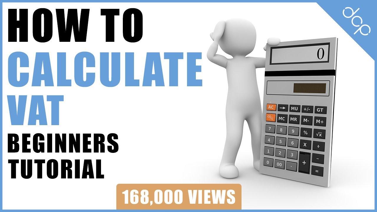 Vat calculators for both 15 and 20 percent.