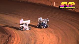 I-75 Raceway USCS 600 Mini Sprint Feature