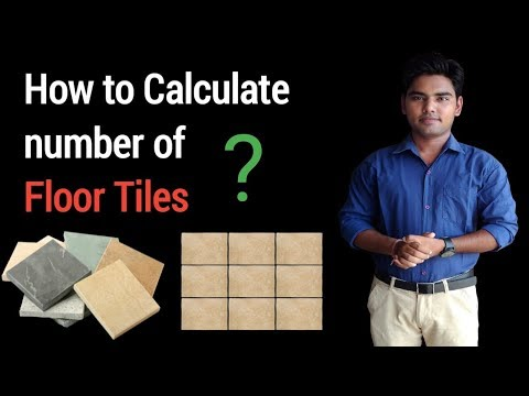 How To Calculate Floor Tiles