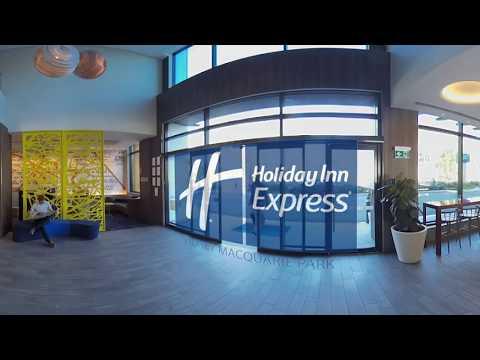 Virtual Reality Tour - Holiday Inn Express Sydney Macquarie Park