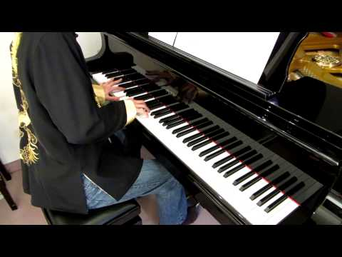 """Oogway Ascends - Hans Zimmer"" (Kung Fu Panda OST) played on piano"