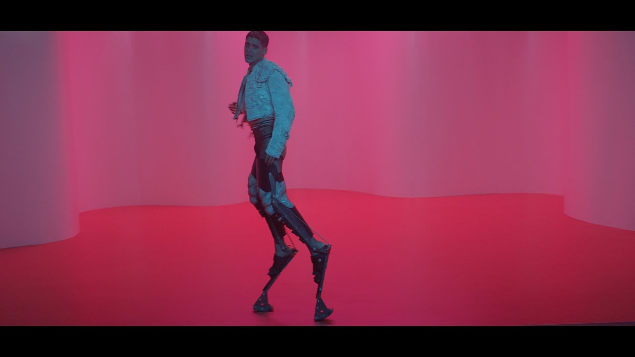 Arca - Reverie - YouTube