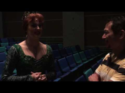 Hawk Liu interviews Lindsay Estelle Dunn (Shrek the musical, Singapore 2016)