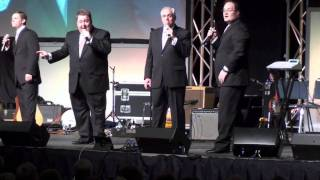 Mark Trammell Quartet sings Standing On The Solid Rock