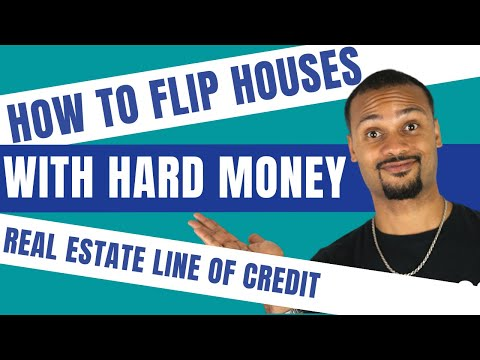 How To Flip Houses With Hard Money