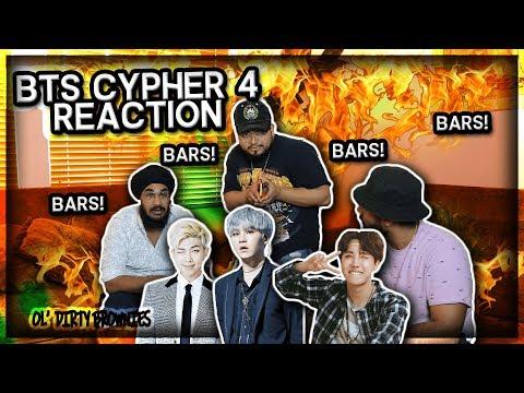 BTS(방탄소년단) - Cypher Pt 4   REACTION   Ol Dirty Brownies