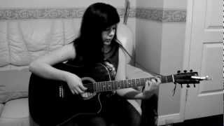 """All Around Me"" by Flyleaf, acoustic cover by Nicole Stewart"