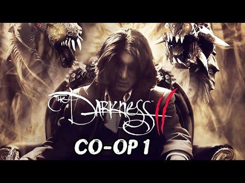 Let's Play The Darkness 2 Co-Op Deutsch #01 - Auftragskiller